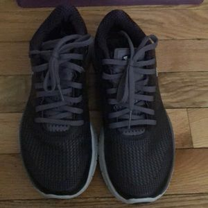 Under Armour Shoes - Purple Under Armour Running Shoes
